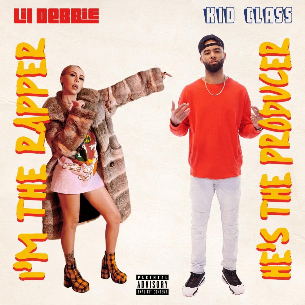 Lil Debbie EP Cover