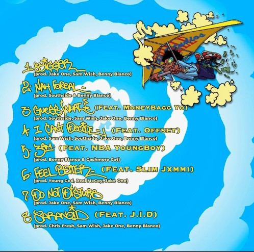 trill sammy no sleep tracklist